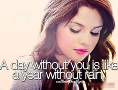 A Year Without Rain- Selena Gomez