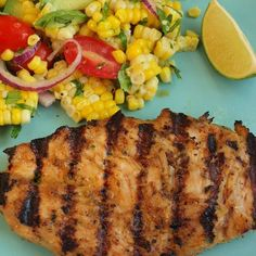 Tequila Lime Chicken - This is a grilling staple at my house during the summer... easy, delicious and great with a margarita!