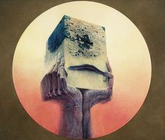 Zdzisław Beksiński(born 24 February 1929 – died 21 February 2005) was a Polish painter, photographer and sculptor in a 'Baroque' or a 'Gothic' manner.