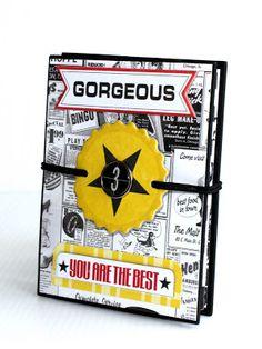 PaperVine: 3 Mini Albums with Echo Park
