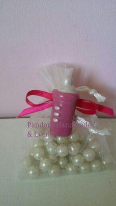 Gessetto profumato biberon by Pandora Handmade & Eventi