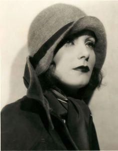 Greta Garbo - Anyone who has a continuous smile on his face conceals a toughness that is almost frightening