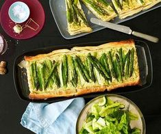 Recipes Page 4 - Food Connect Filo Pastry Sheets, Onion Tart, Asparagus Recipe, Quinoa Salad, Salad Dressing, Cucumber, Zucchini, Connect, Vegetables