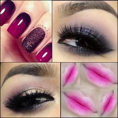 Interesting lipstick