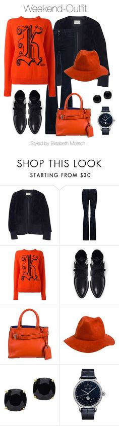Designer Clothes, Shoes & Bags for Women Reed Krakoff, Weekend Outfit, Sandro, Stella Mccartney, Kate Spade, Shoe Bag, Polyvore, Stuff To Buy, Outfits