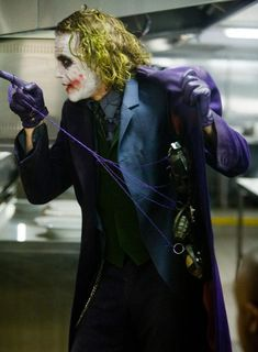 Heath Ledger as the Joker from Batman The Dark Knight Batman Robin, Le Joker Batman, Harley Quinn Et Le Joker, Der Joker, Superman, Batman Hero, Heath Joker, Heath Legder, Tim Drake