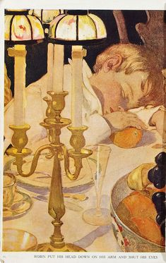"""Jessie Willcox Smith, from """"The Now-A-Days Fairy Book"""" (1922"""