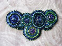 Custom necklace  by ovenfried_beads, via Flickr