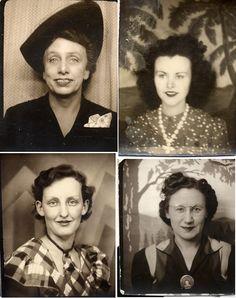 Vintage Photobooth