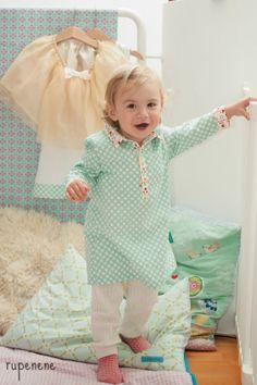 lillesol & pelle Schnittmuster/ pattern: Blusenkleid
