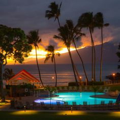 Napili Kai Beach Resort, Maui Hawaii - All Inclusive Family Resort