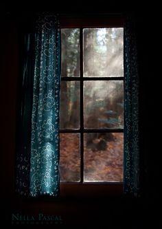 """""""Cabin window"""" - © Nella Pascal"""
