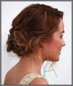 Formal Updos For Medium Hair Step By Step - Hairstyles : Fashion ...