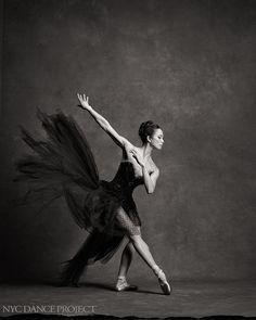 Stella Abrera Radetsky, ballerina, NYC Dance Project ♥ www.thewonderfulworldofdance.com