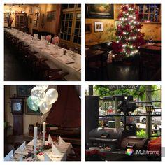 Kerst- huwelijk-feest- luxe dineren- tafel linnen-