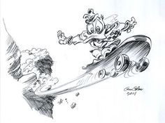 Gene Colan Howard the Duck