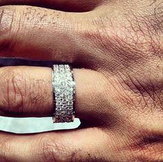 Mens Diamond Ring