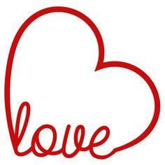 Silhouette Design Store: Love In Heart Wreath Silhouette Cameo Projects, Silhouette Design, Heart Art, Love Heart, 3d Pen, Love Wallpaper, Vinyl Projects, Clip Art, Valentines