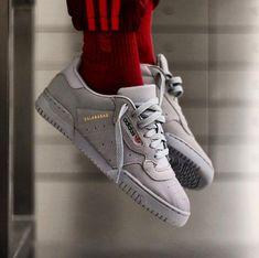 dfe83d3540e768 Adidas Yeezy Powerphase Calabasas Grey