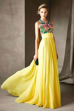 Enamórate de las coloridas y preciosas propuestas de fiesta y ceremonia de…