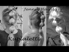 Näin teet kuplaletin - ohjevideo - Jenni's hairdays