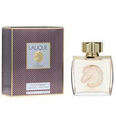 Lalique Pour Homme Equus 75ml/2.5oz Eau De Parfum Spray Men Perfume Fragrance