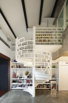 Cool-Swirly-Staircase