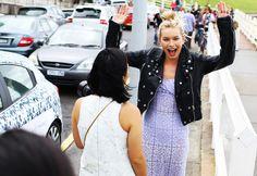 Latest Fashion Trends - Leather Jackets Celebrity Style | Top Celebs Jackets