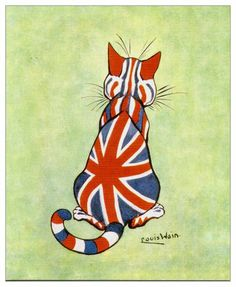 British Cat Protects