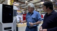 Jay Leno's Garage: NextEngine's 3D Scanner – Video http://3dprinterplans.info/jay-lenos-garage-nextengines-3d-scanner-video/