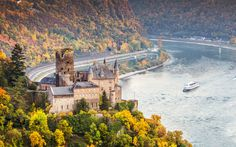 A cruise down the Rhine is a little-known European gem.