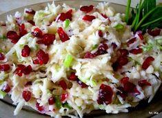 Raw Food Recipes, Salad Recipes, Cooking Recipes, Healthy Recipes, Salate Warm, Good Food, Yummy Food, Appetizer Salads, Polish Recipes