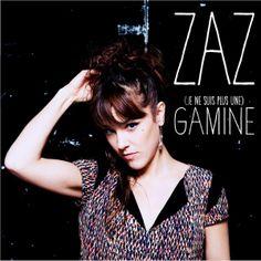 single cover art [01/2014]: zaz ¦ (je ne suis pas une) gamine  