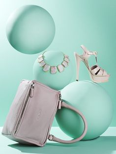 COLORAMA: accessory story for Dress to Kill magazine