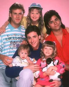 """Full House-my daughter used to call it """"The Baby Show"""" 90s Tv Shows, Childhood Tv Shows, Old Shows, Great Tv Shows, Full House Cast, Full House Tv Show, Paddy Kelly, Fuller House, Vintage Tv"""