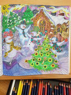 Dance of the Snowmen. Lizzie Mary Cullen