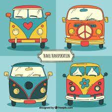 Resultado de imagen para dibujos hippies