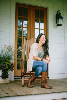 Biz Inspiration: Joanna Gaines - The Power of Brand - Anna Seay