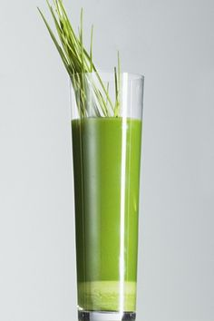 Raw Fairies Glow Cleanse Diet - Raw Juice (Glamour.com UK)