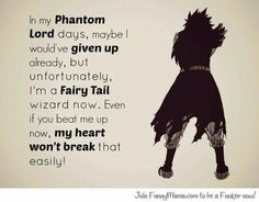 Fairy Tail isn't just a guild. It's a family. They strengthen each other.