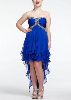Vestidos De Fiesta Largos Color Azul » Vestidos de Fiesta Diseños 2015