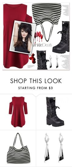 """""""Feeling good"""" by janee-oss ❤ liked on Polyvore featuring twinkledeals"""
