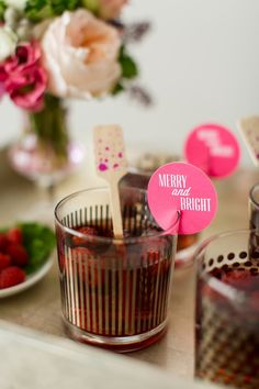 CHRISTMAS PARTY - Merry and Bright Cocktail