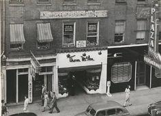 West Broughton Street, Savannah, Georgia. 1946