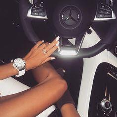 "Luxury Cars Bugatti Expensive Bentley 4 Door Tesla Maserati Ferrari Audi Cadillac Lamborghini Porsche 👉 Get Your FREE Guide ""The Best Ways To Make Money Online"" Maserati, Bugatti, My Dream Car, Dream Cars, Couple Luxe, Mercedes Benz G, Mercedes Girl, Automobile, Car Goals"