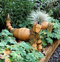 Make a Planter Character