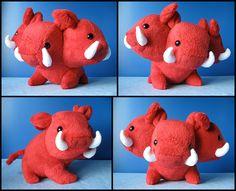 The Three-Headed Boar by melkatsa.deviantart.com on @deviantART