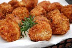 Devil's Risotto Balls: Kitchen Scoop