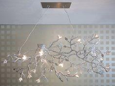 L'Essenziale Choice: 10 Sensational Light Sculptures | L' Essenziale Home Designs