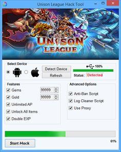 Unison-League-astuce